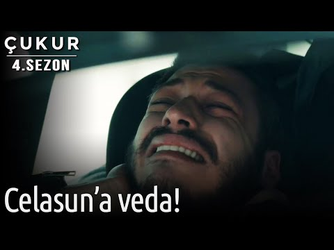 Çukur 4. Sezon 31. Bölüm - Celasun'a Veda...