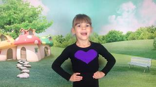 Веселая Зарядка Для Детей - ПОЛЕЗНЫЕ УПРАЖНЕНИЯ для Малышей  #зарядка