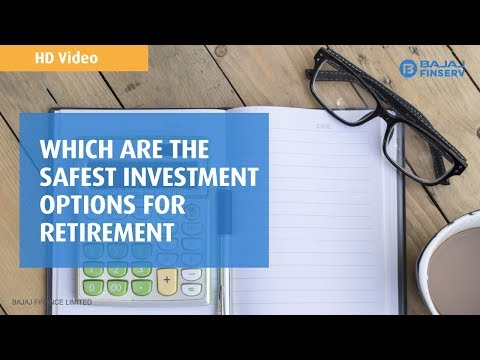 Best investment options for retirement