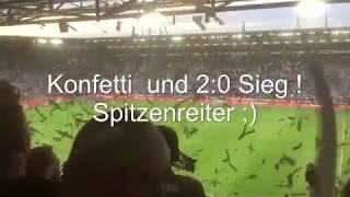 St.Pauli-Darmstadt 2:0 - Konfetti und Spitzenreiter ;)