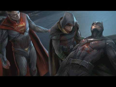 INJUSTICE 2 ALL Character Endings MULTIVERSE ARCADE Ladder Endings