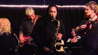 Richard Howell Amazing Sax with San Francisco Medicine Ball Band