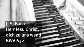 J. S. Bach: Herr Jesu Christ, dich zu uns wend, BWV 632, Darko Pleli