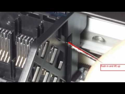 How to Replace Epson Printer Head