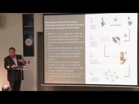 """""""Blockchain, la solution pour la protection des données ?"""" : Bernard Ourghanlian, Microsoft France"""