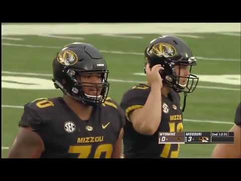 Wyoming vs Missouri highlights | 09/08/18