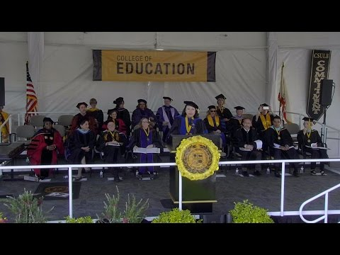 2016 CSULB Commencement - College of Education