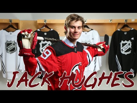 What Gear Does Jack Hughes Use?
