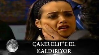 Çakır Elif'e El Kaldırıyor - Kurtlar Vadisi 13.Bölüm