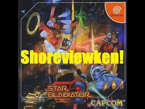 Shoreviewken! Star Gladiator 2 (Dreamcast)