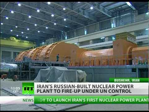 There Will be Power: Bushehr nuclear plant ready to start-up