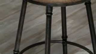 Thornhill Swivel Counter Stool - Product Review Video