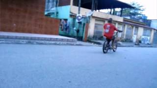 OS DIMENOR DAS BIKE ZIKA