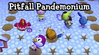 Animal Crossing City Folk Pitfall Pandemonium