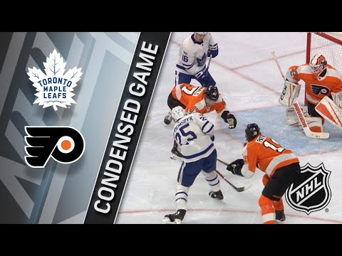 12/12/17 Condensed Game: Maple Leafs @ Flyers