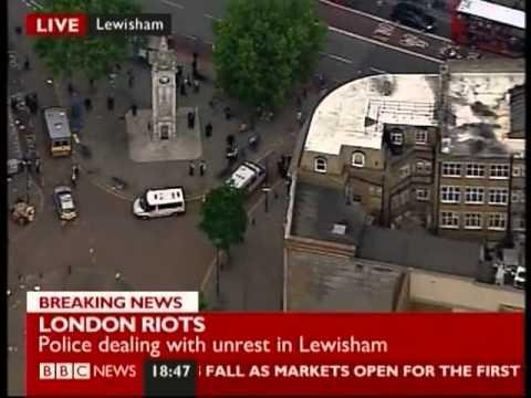 The 2011 London Riots - Lewisham (08/08/2011)