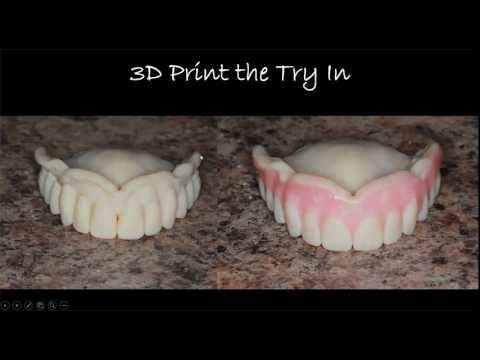 Blue Sky Bio Digital Dentures