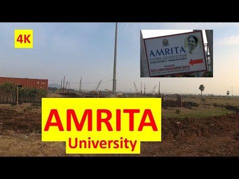 Amrita University Amaravati Campus Guntur Vijayawada Amaravathi Updates