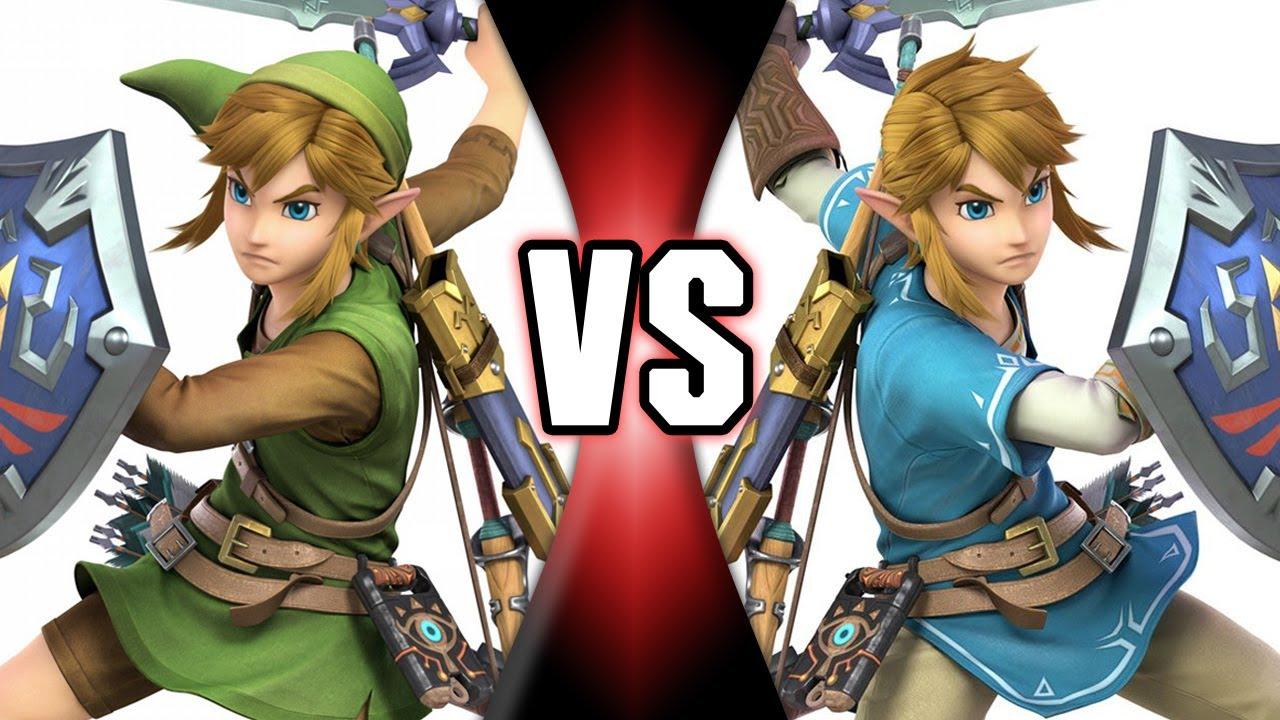 Green Link vs Blue Link | DEATH BATTLE Cast #233