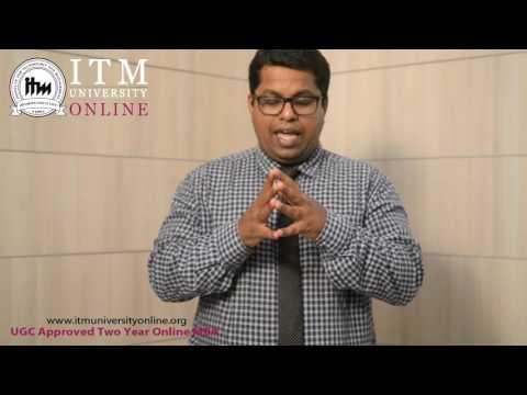 Online MBA Webinar - Greenshoe Option - ITM University Online