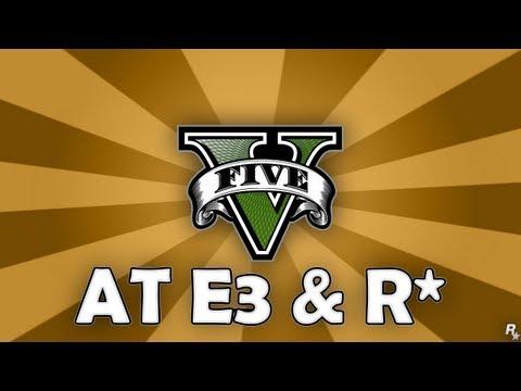 GTA V - Secret at E3 & RockstarGames replies