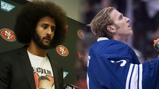Sports double standards: Kaeperneck vs. Sparks