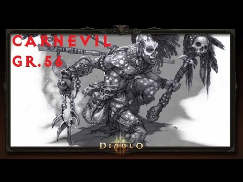 [D3 RoS 2.2] WD Carnevil clearing GR56!