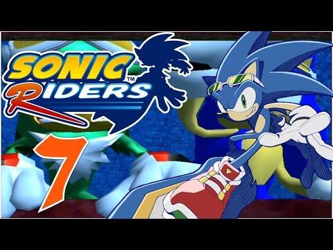 Let´s Play Sonic Riders German Part 7 Der Schatz von Babylon Garden (Ende der Babylon Story)