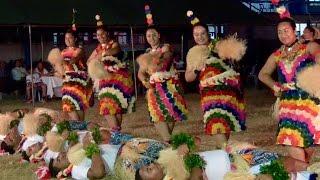 Tongan Dances - Tokaikolo Youth Floorshow