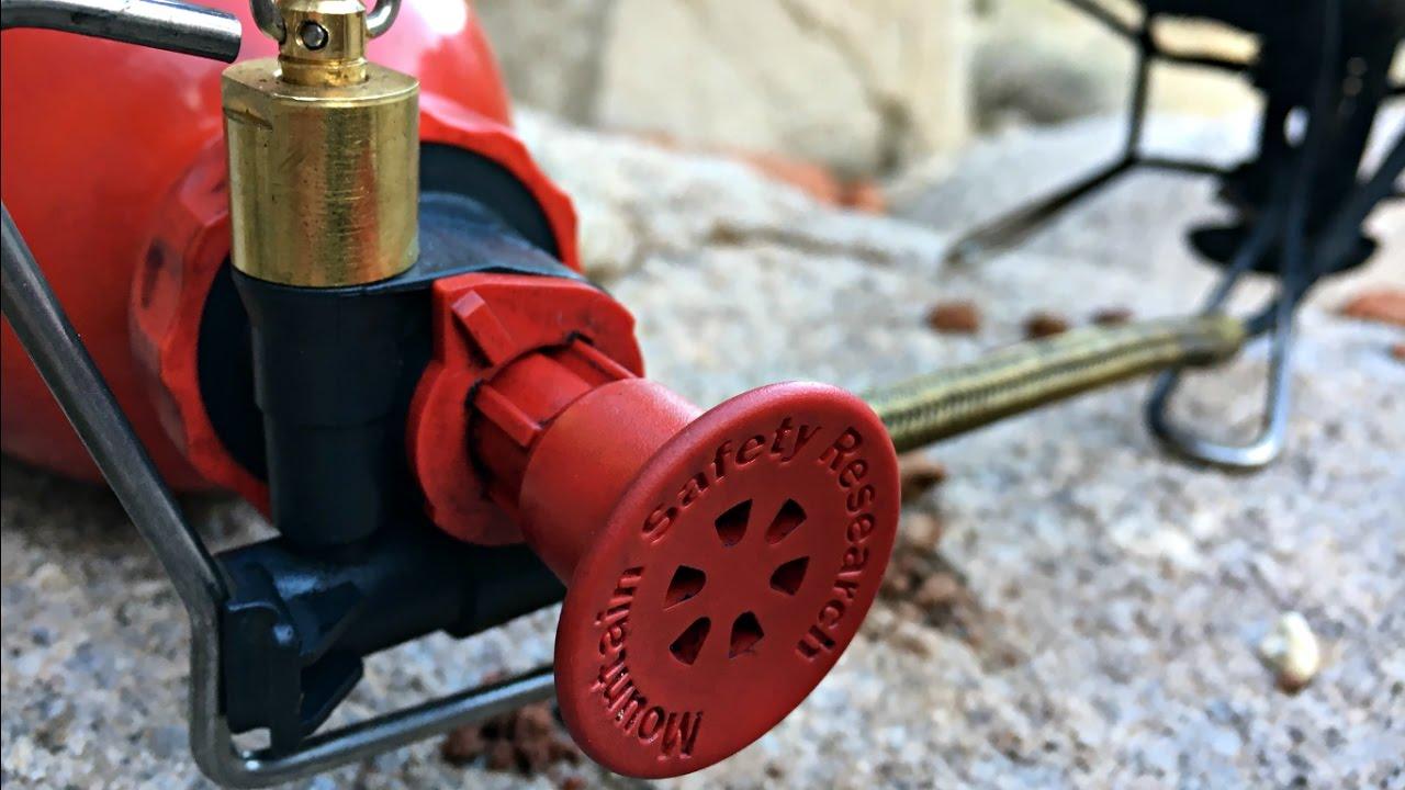 Gasoline for MSR Whisperlite International Stoves