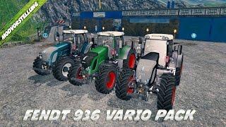 [Ls15] Fendt 936 Vario Pack v2