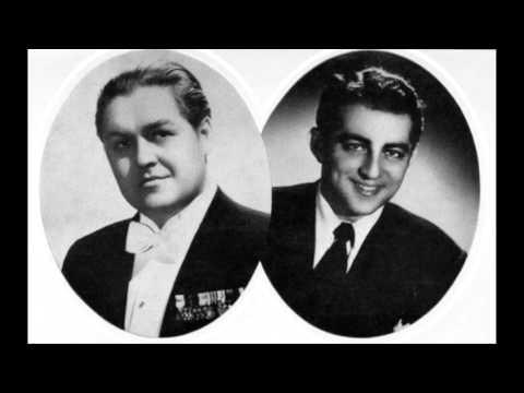 Operatic Duets: Jussi Björling & Robert Merrill