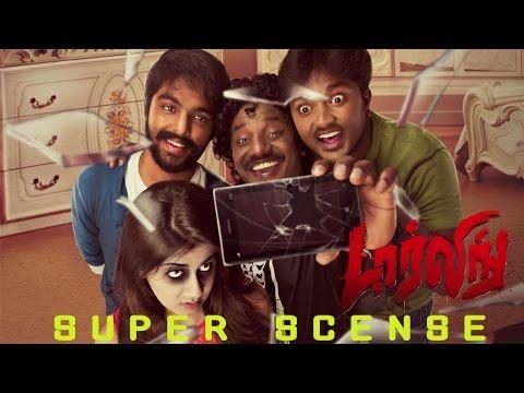 Darling (2015) - Super Scenes   G. V. Prakash Kumar   Nikki Galrani   Karunas   Bala