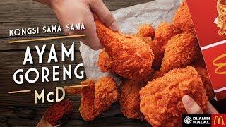 Ayam Goreng McD™ - Enaknya Dikongsi Bersama