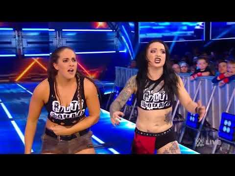 Charlotte Flair vs  Liv Morgan  SmackDown LIVE, Feb  6, 2018 thumbnail