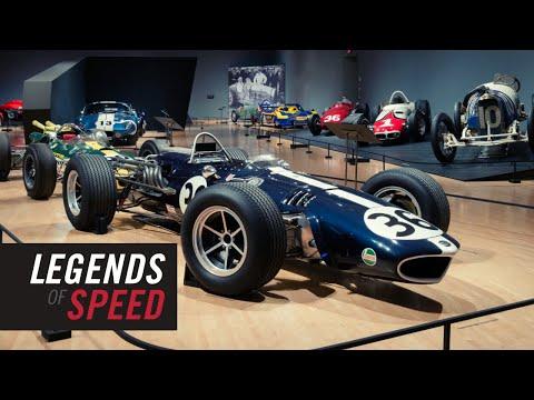 Legends Of Speed Virtual Tour | Phoenix Art Museum