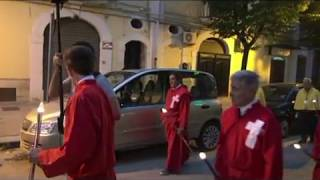 Esaltazione della Santa Croce - La processione