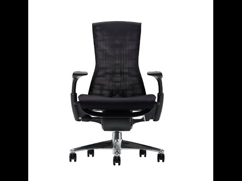 1 700 Office Chair Review Herman Miller Embody Chair