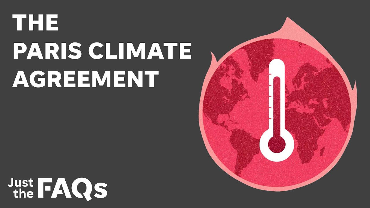 How Climate Change has become controversial with the Paris Agreement