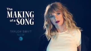 Taylor Swift NOW: The Making Of A Song (Don't Blame Me)
