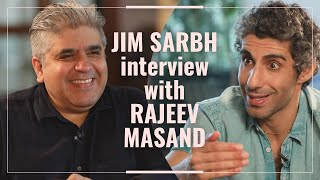 Jim Sarbh interview with Rajeev Masand I The Wedding Guest I Made in Heaven
