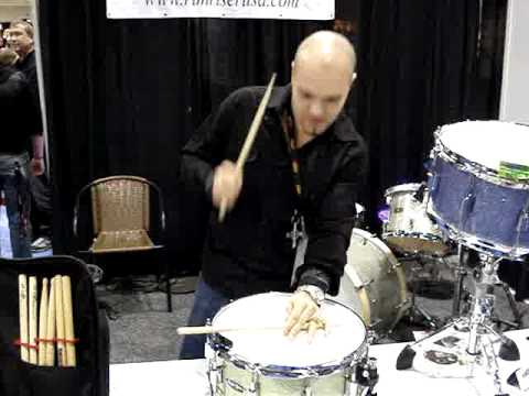 Amazing  snare solo must see!!!