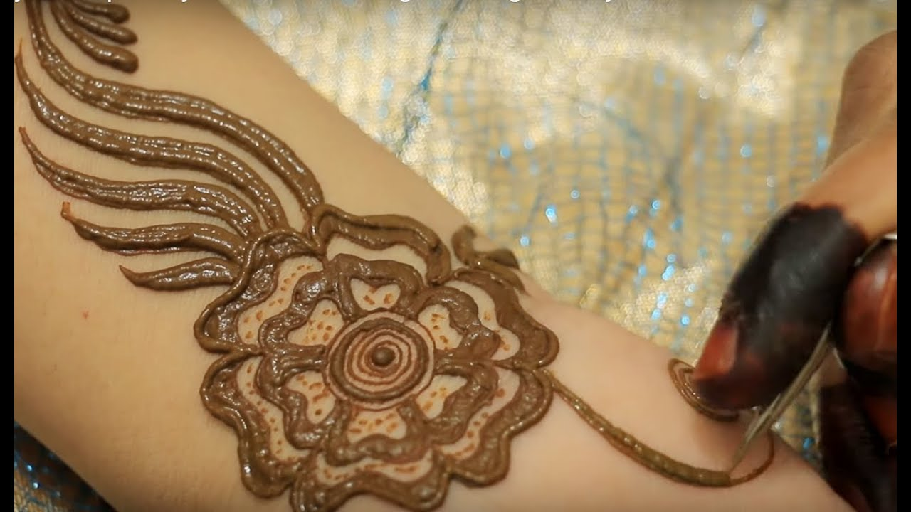 Mehndi Henna Designs S : New stylish simple easy mehndi henna designs for beginners by