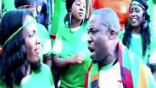 Kings Malembe Malembe Zambia Chipolopolo Official Video