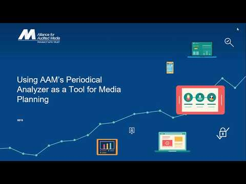 Media Planning with AAM Magazine Data [webinar]