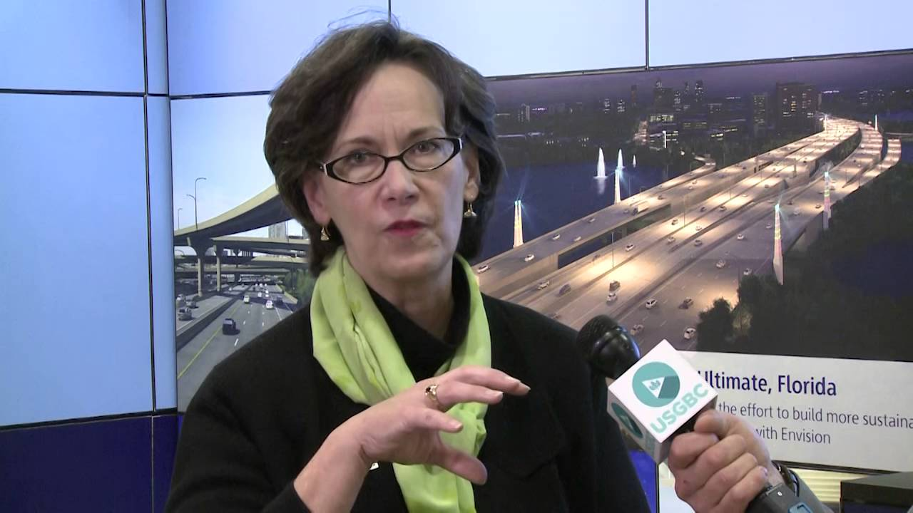 Interview with Beth Heider of Skanska at Greenbuild 2015 - YouTube