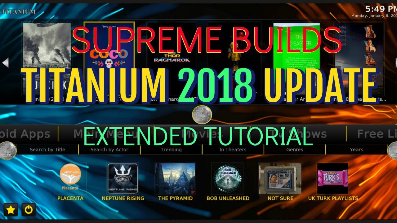 TITANIUM 2018 🥇THE BEST BUILD IS BACK WITH AN UPDATE! EXTENDED TUTORIAL |  TITANIUM BUILD v3 2