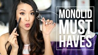 Monolid MUST HAVES | Best Products for Hooded Eyelids