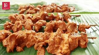 How To Cook Pork Kebab Recipe By Grandpa | ULTIMATE GRILLED PORK KEBABS | #GrilledPork