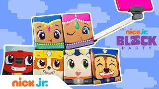 Block Party Compilation w/ PAW Patrol, Shimmer & Shine & More! | Nick Jr.